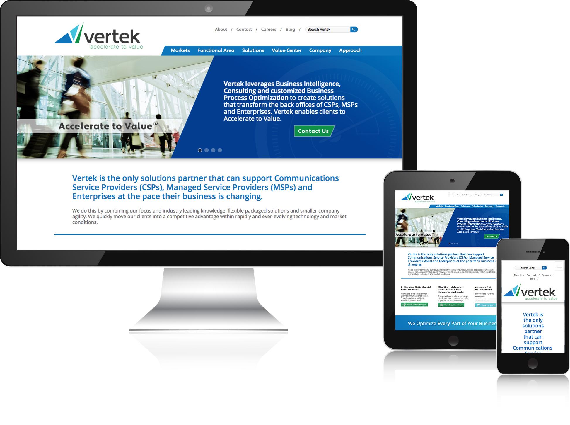 vertek-business-website-development