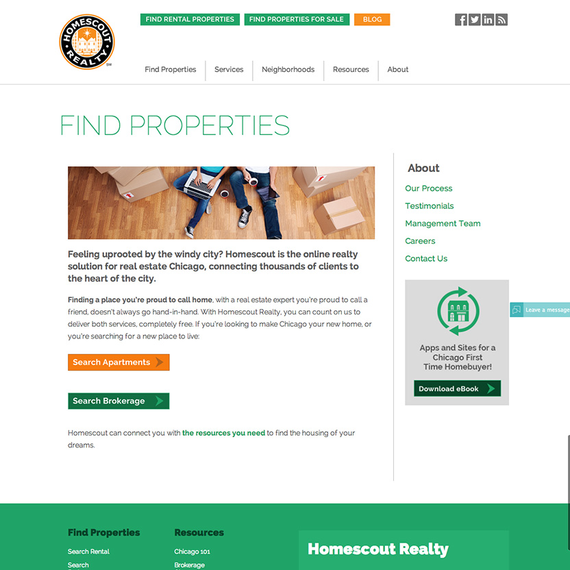 HomeScout Realty