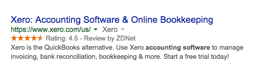 Xero - ZDNet Review