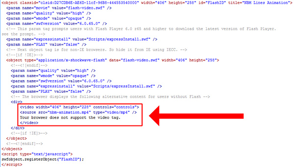 f366e37f5fba How to Embed HTML5 Video  The Smart Way