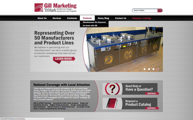 gill-marketing-drop-down