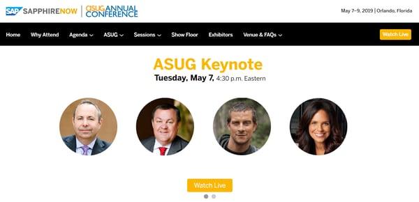 ASUG-Keynote
