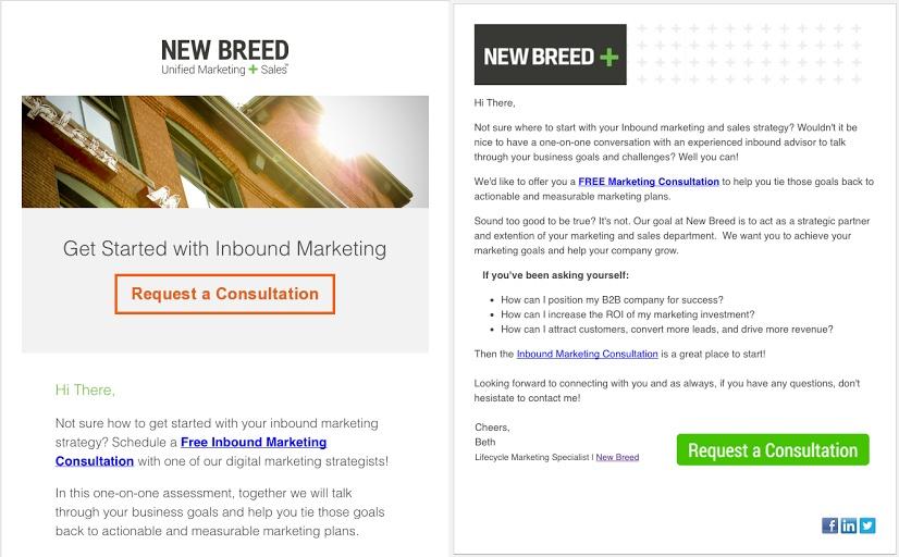 b2b-email-marketing-example