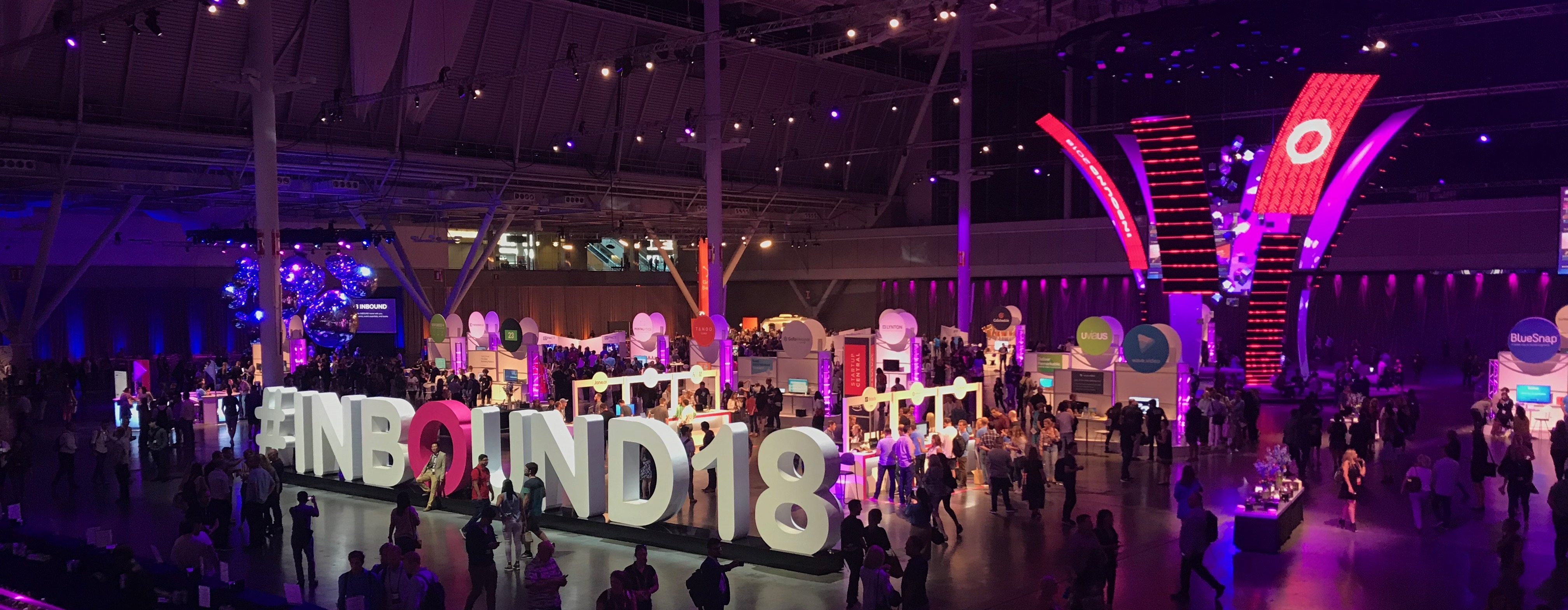 key takeaways from inbound 2018