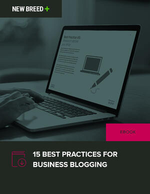 15 best practices for business blogging-1