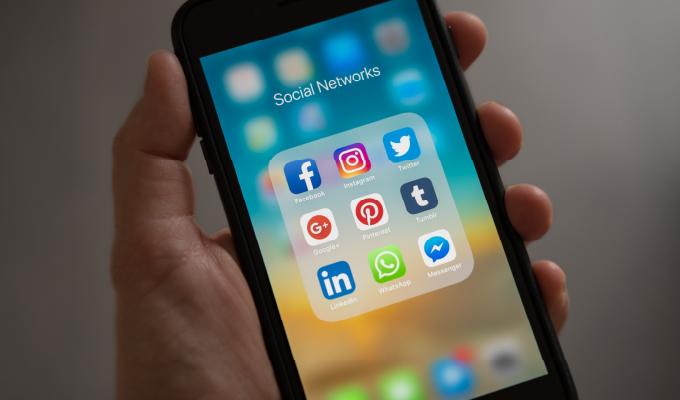 Social Media-Listing