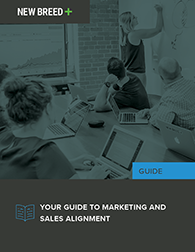 Your Guide to Marketing and Sales Alignment Cover