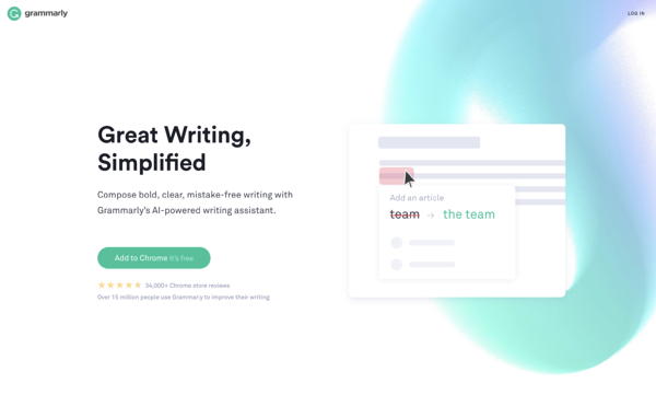 grammarly-homepage-screenshot