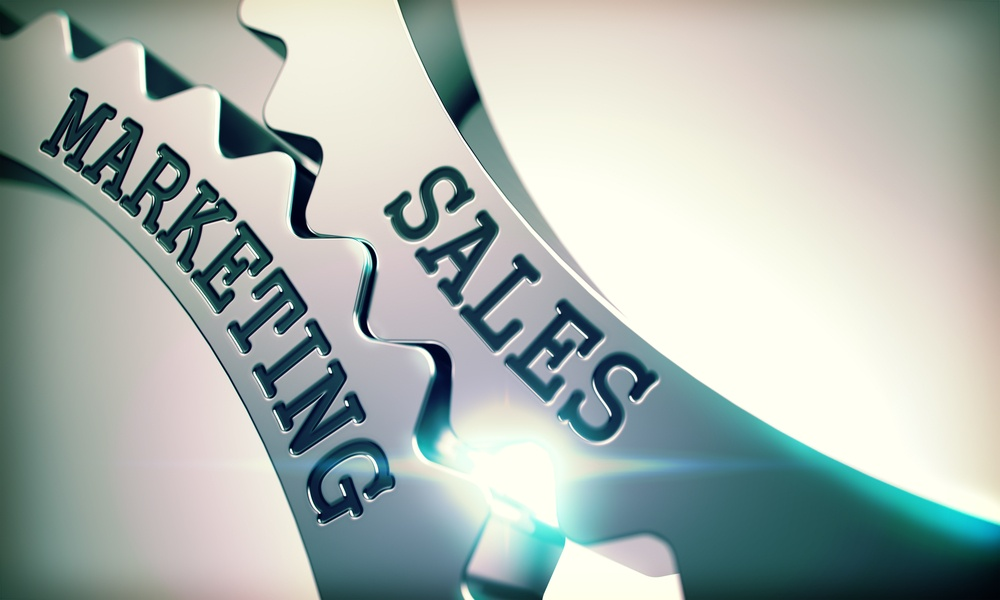 how to partner marketing and sales