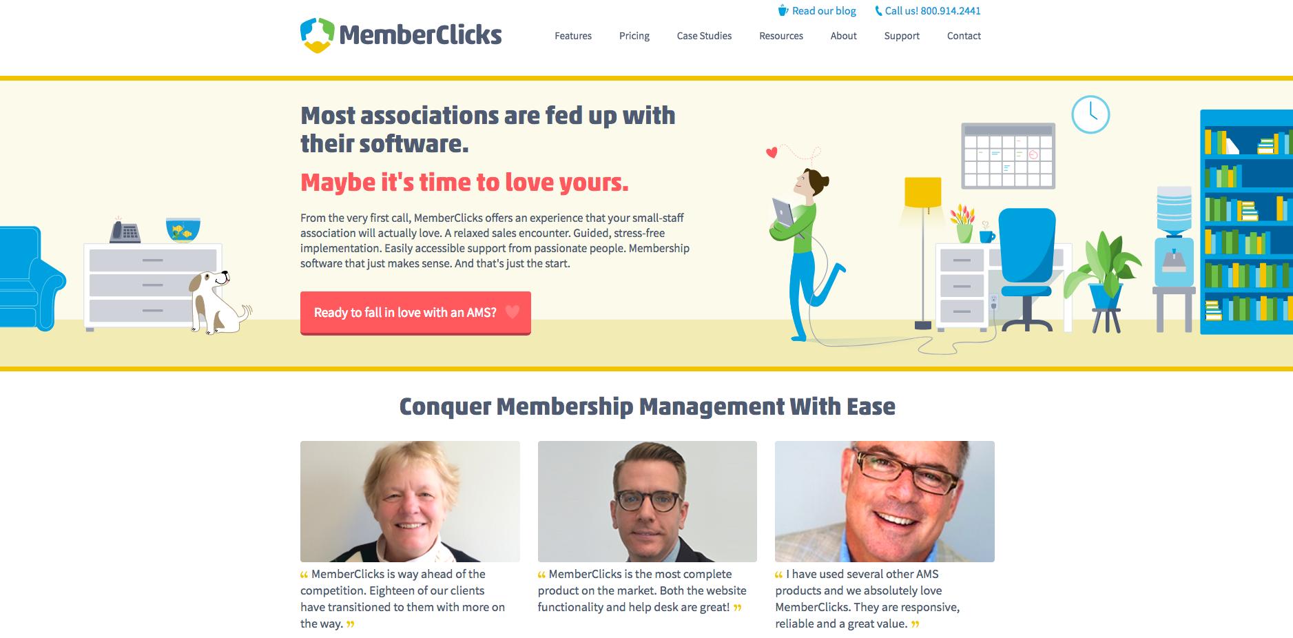 Member Clicks