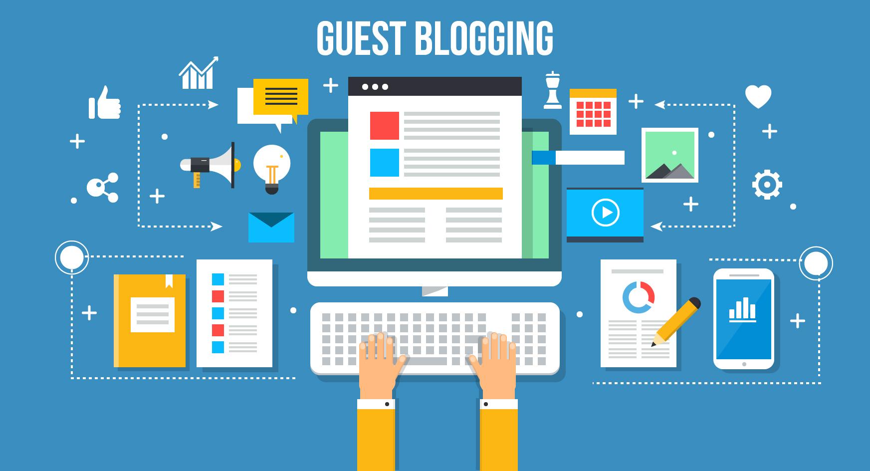 Image result for Guest Blogging