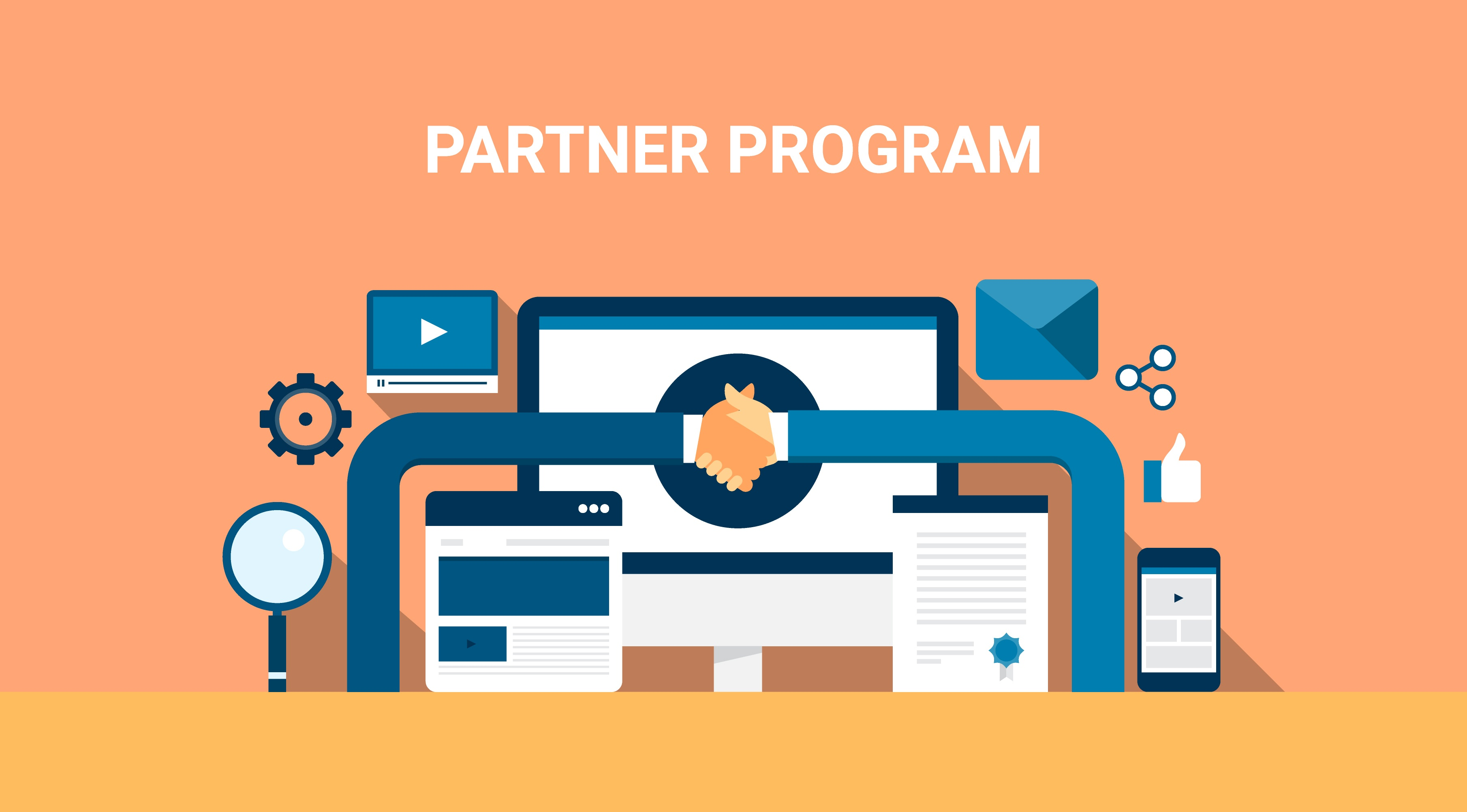 SaaS partner program