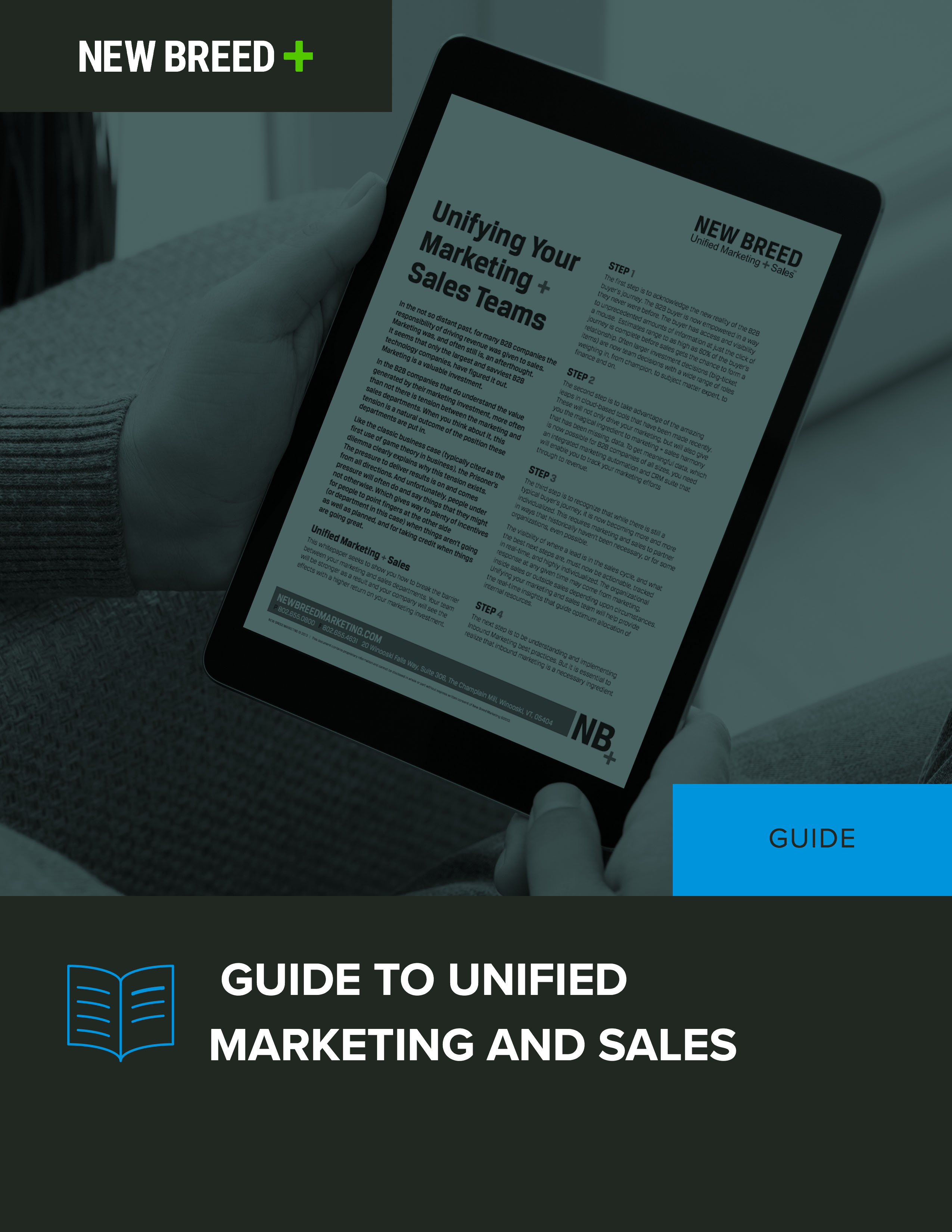 unified marketing and sales guide