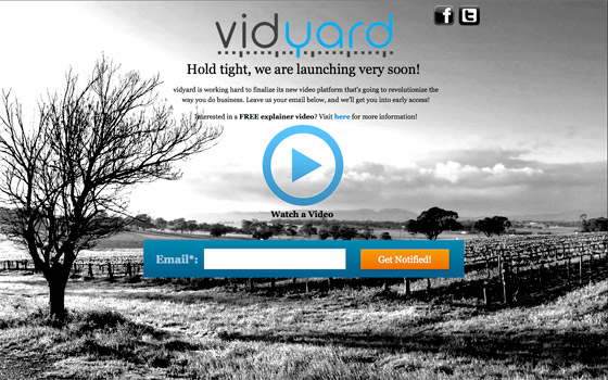 vidyark-landing-page