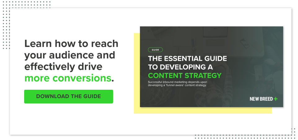 download the essential guide to developing content strategy