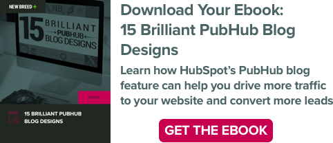15 brilliant pubhub blog designs
