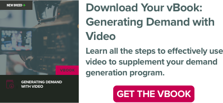 download the Ebook: generating demand with video