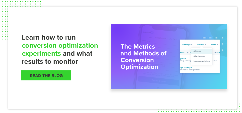 Access Our Webinar The Methods, Metrics and Merits Behind Conversion Optimization