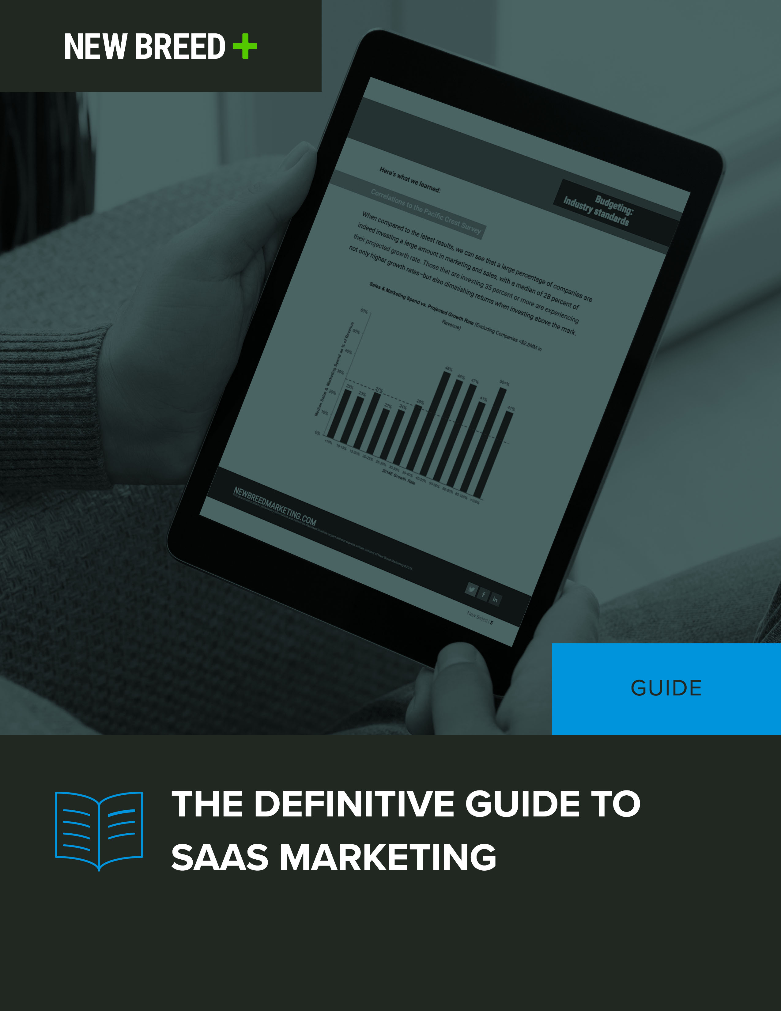 Definitive Guide to SaaS Marketing