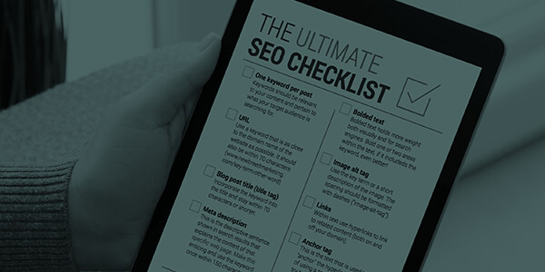 Download Your Ultimate SEO Checklist