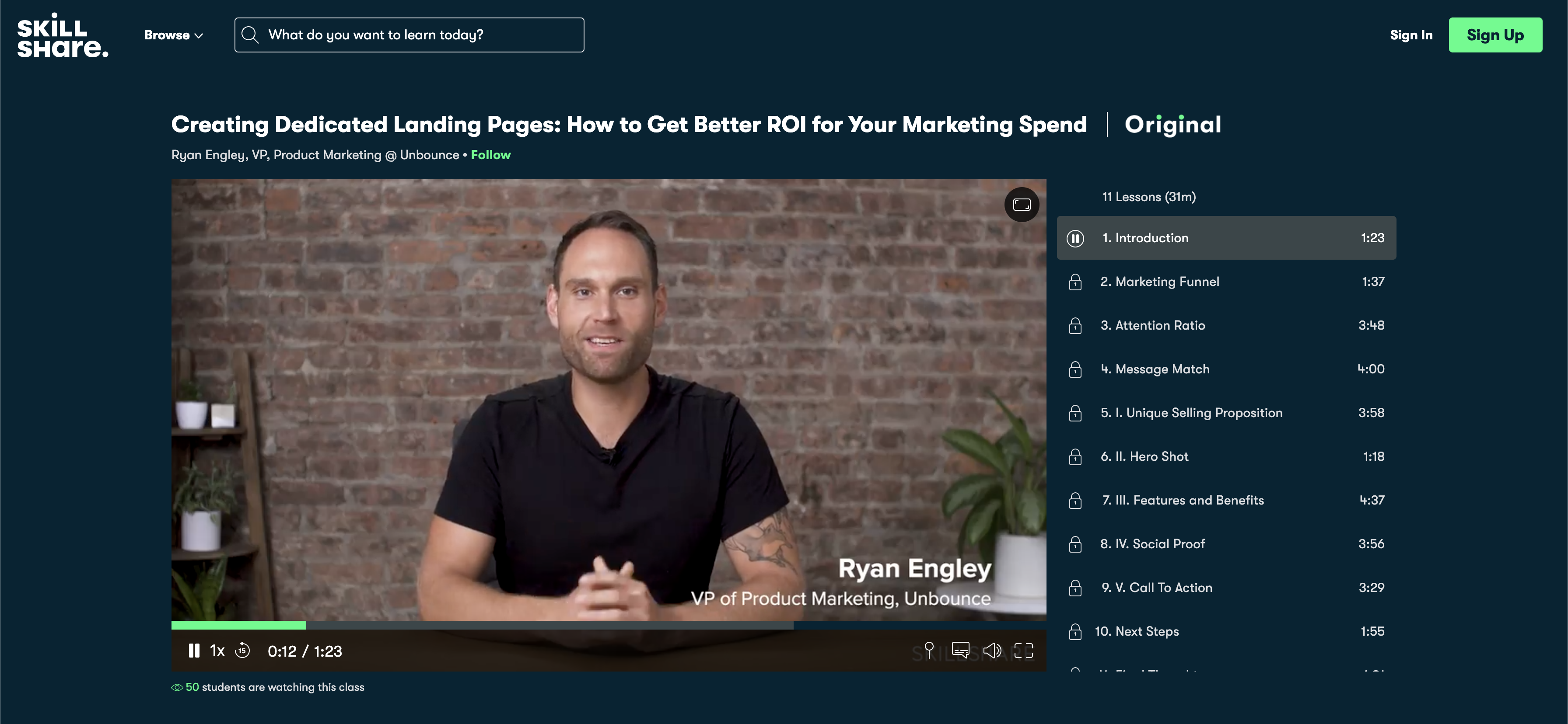SaaS Content Marketing-Unbounce