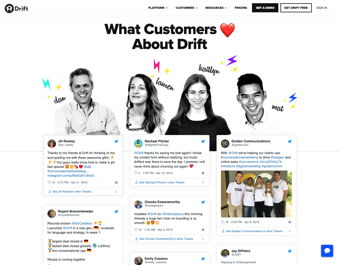 drift_customer_feedback