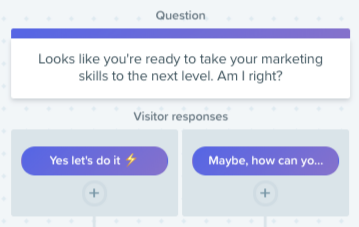 a_question_in_a_chatbot_playbook