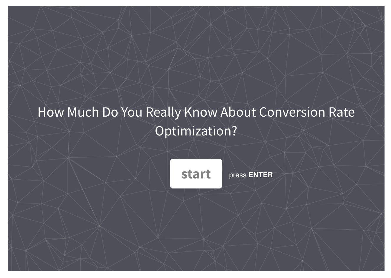 How much do you really know about conversion rate optimization image to attract visitors to click