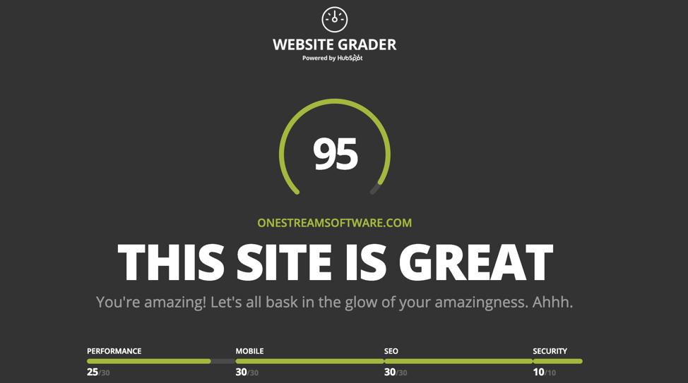 website_grader